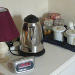 Dartmoor BnB Bedroom Tea & Coffee Making Facilities